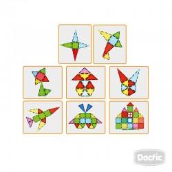 Piezas Geométricas Magnética 3D 32u