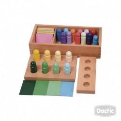 Clasificación Semejanza Color