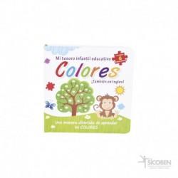 Libro Aprendamos Colores