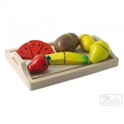 Set de Frutas para Porcionar