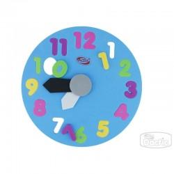 Reloj de Goma Eva