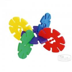 Flores conectables con Números