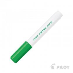 Marcador PINTOR Extra Fino Verde Claro