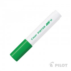 Marcador PINTOR Medio Verde Claro