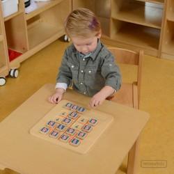 Tablero Mini Sudoku