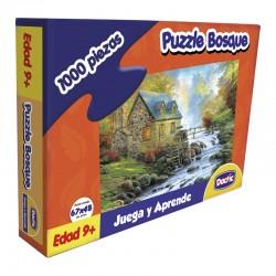 Puzzle Bosque 1000pzs