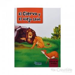 El Ciervo y el Viejo León