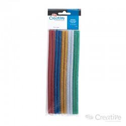 Barra Silicona de colores 20cm