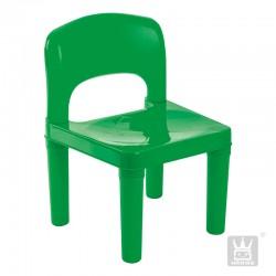 Silla Plástica Verde