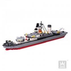Barco acorazado armable
