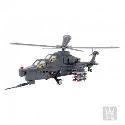 Helicóptero WZ-10 Armable