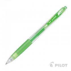 Lápiz Gel POPLOL 0.7 Neón Verde PILOT
