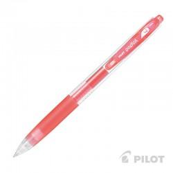 Lápiz Gel POPLOL 0.7 Neón Rojo PILOT