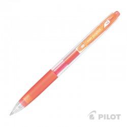 Lápiz Gel POPLOL 0.7 Neón Naranjo PILOT
