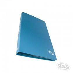 Portatarjeta Capacidad 120u Azul