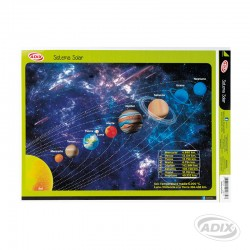 Sistema Solar Adhesivo