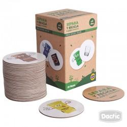 Memorice Separa y Recicla 32pzs
