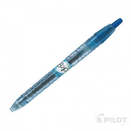 Lápiz Gel B2P 0.7 Azul PILOT