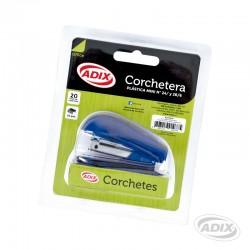 Corchetera Bolsillo+Corchete Azul