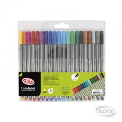 Fineliner 20 colores