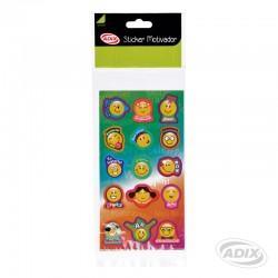 Sticker Motivador Tareas y trabajos Adix
