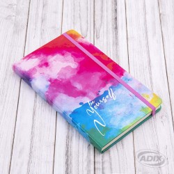 Libreta Diseño Colores ADIX