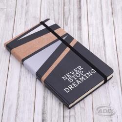 Libreta Diseño Kraft ADIX