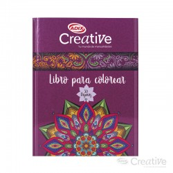 Libro Mandala CREATIVE