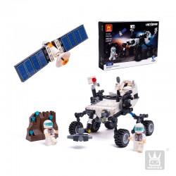 Auto Espacial Armable WANGE
