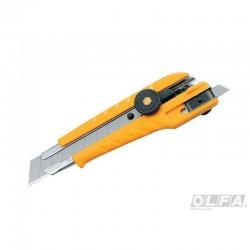 Cuchillo Industrial con Cuchillo Auxiliar y Seguro Manual