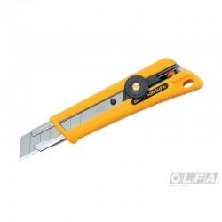 Cuchillo Industrial Antideslizante con Seguro Manual