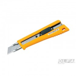 Cuchillo Industrial Antideslizante con Seguro Automático