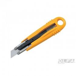 Cuchillo Industrial con Seguro Automático Retráctil