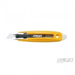 Cuchillo de Seguridad Auto-Retráctil y Cortador de Cinta